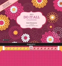 Bold Blossoms Do It All Calendar