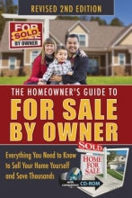 Bondanza, Jackie The Homeowner`s Guide to for Sale by Owner
