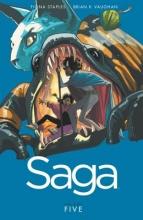 Vaughan, Brian K. Saga 5