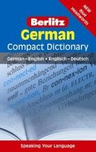 APA Publications Limited Berlitz Compact Dictionary German