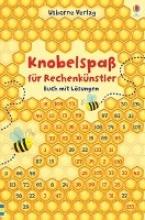 Khan, Sarah Knobelspaß für Rechenkünstler - Buch mit Lösungen