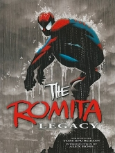 Spurgeon, Tom Romita Legacydf Romita Legacy Hc Alex Ross Cover
