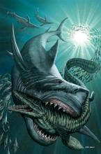 Brusha, Joe Megladon and Prehistoric Sharks