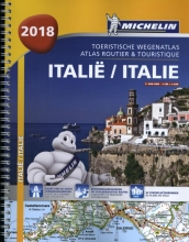Atlas Michelin Italie 2018