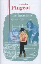 Mazarine  Pingeot Les Invasions Quotidiennes