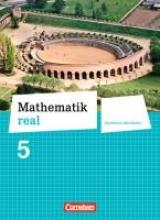 Hecht, Wolfgang,   Heinrichs, Jeannine,   Hoppert, Barbara,   Koullen, Reinhold Mathematik real 5. Schuljahr. Schülerbuch. Realschule Nordrhein-Westfalen