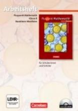 Pluspunkt Mathematik 8. Schuljahr. Arbeitsheft mit eingelegten Lösungen und CD-ROM. Kernlehrpläne Hauptschule Nordrhein-Westfalen