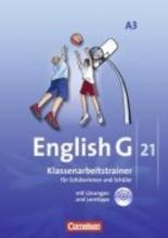 English G 21. Ausgabe A 3. Klassenarbeitstrainer mit Audios und Lösungen online