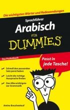 Amine Bouchentouf Sprachfuhrer Arabisch fur Dummies Das Pocketbuch