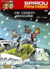 Broca, Nic Spirou und Fantasio 28. Die Eiszeit-Maschine