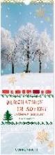 Grosche, Erwin Durchatmen im Advent Streifenkalender