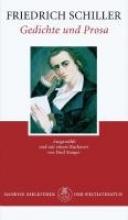 Schiller, Friedrich von Gedichte und Prosa