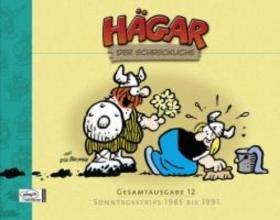 Browne, Dik Hägar Gesamtausgabe 12