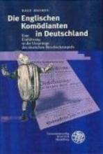Haekel, Ralf Die Englischen Komödianten in Deutschland