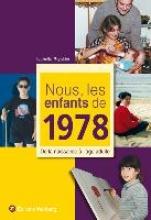 Bryskier, Isabelle Nous, les enfants de 1978