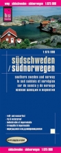 , Reise Know-How Landkarte Südschweden, Südnorwegen 1:875.000