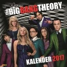 The Big Bang Theory Wandkalender 2017