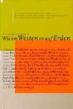 Quilitzsch, Frank Wie im Westen so auf Erden