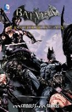 Fridolfs, Derek Batman: Arkham City