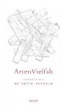 Pfanner, Heinrich ArtenVielfalt
