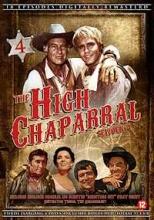 HIGH CHAPARRAL  BOX 4 (6 DVD)