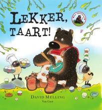 David  Melling Dorus Lekker, taart!