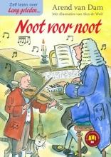 Arend van Dam , Noot voor noot