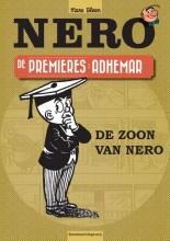Marc  Sleen De avonturen van Nero De Premières : Adhemar Zoon van Nero