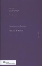 B. Wessels , Surseance van betaling