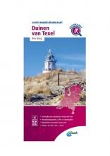 ANWB , Wandelregiokaart Duinen van Texel 1:33.333