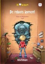 Zapf , De robots komen!