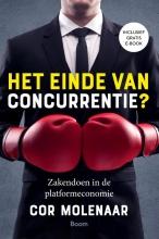 Cor  Molenaar Het einde van concurrentie?