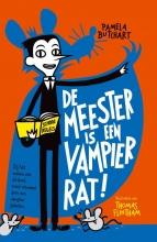 Pamela Butchart , De meester is een vampierrat!