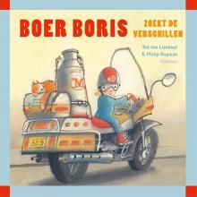 Ted van Lieshout , Boer Boris zoekt de verschillen
