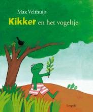 Max  Velthuijs Kikker en het vogeltje