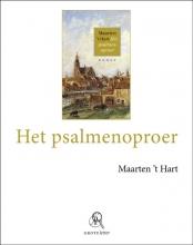 Maarten `t Hart Het psalmenoproer (grote letter) - POD editie