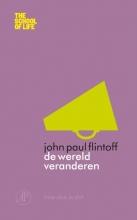 Flintoff, John-Paul De wereld veranderen