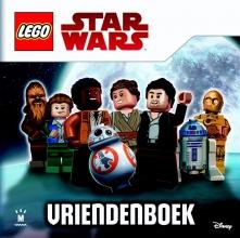 , Lego Star Wars Vriendenboek