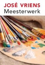 José  Vriens Meesterwerk - grote letter uitgave