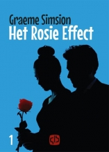 Graeme  Simsion Het Rosie effect - grote letter uitgave