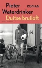 Pieter  Waterdrinker Duitse bruiloft