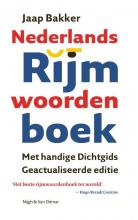 Bakker, Jaap Nederlands rijmwoordenboek