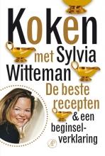 Sylvia  Witteman Koken met Sylvia Witteman
