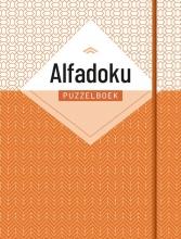 , Alfadoku Puzzelboek