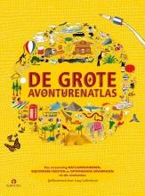 Rachel  Williams De grote avonturenatlas