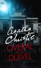 Agatha  Christie Overal is de duivel