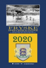 It Gysbert Japicxhûs Fryske spreukekalinder 2020