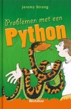 Jeremy Strong , Problemen met een python