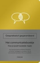 Mikael  Krogerus, Roman  Tschäppeler Het communicatieboekje