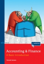 Ewoud Jansen , Accounting & Finance